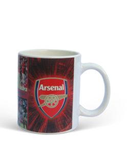 Arsenal Mug 2013