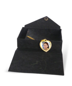 Photo Pendant Golden Heart Shape Gift Buy Shop Send Online Kathmandu Nepal