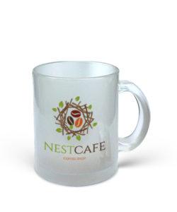 Frosted Coffee Mug Gift Buy Shop Send Online Kathmandu Nepal