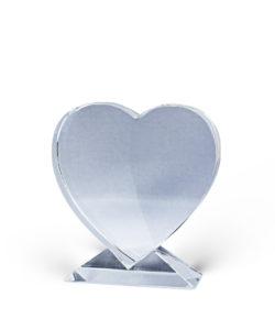 Crystal Heart Shape Gift Buy Shop Send Online Kathmandu Nepal