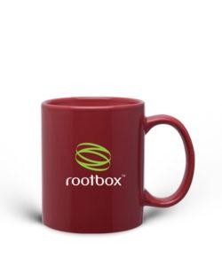 Full Red Color Mug Gift Buy Shop Send Kathmandu Nepal