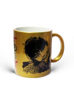 Golden Mug Gift Buy Shop Send Kathmandu Nepal
