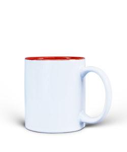 Inside Orange Mug Gift Buy Shop Send Kathmandu Nepal