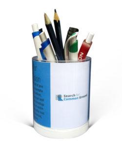 Pen Holder Plastic Round Gift Buy Shop Send Online Kathmandu Nepal