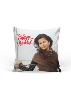 Square Photo Cushion Gift Buy Shop Send Online Kathmandu Nepal