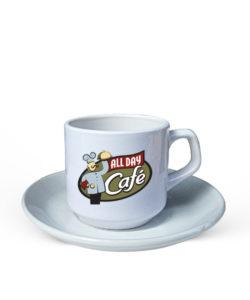 Tea Cup and Plate Set Gift Buy Shop Send Online Kathmandu Nepal