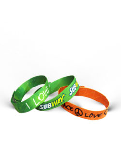 personalized wrist band