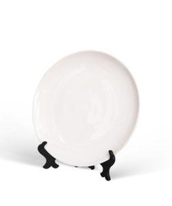 Curvy Ceramic Plate Gift Buy Shop Send Online Kathmandu Nepal