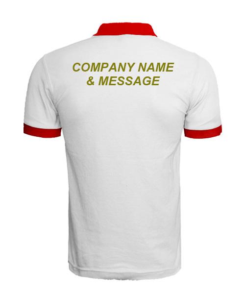 b6229a16 PSY Polo T-Shirt Red Match Buy Send Kathmandu Nepal Upahar haru ...
