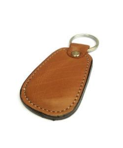 Promotional Leather Keychain Gift Buy Shop Send Online Kathmandu Nepal