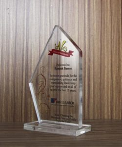 Acrylic Award and Trophy Gift Buy Shop Send Online Kathmandu Nepal