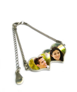 Heart Photo Bracelet Gift Buy Shop Send Online Kathmandu Nepal