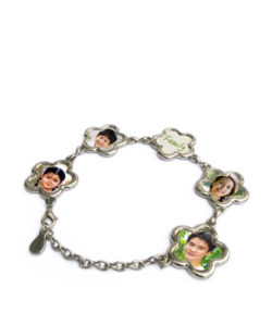 Flower Photo Bracelet Gift Buy Shop Send Online Kathmandu Nepal