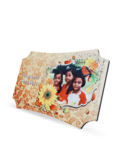 MDF Rounded Corner Photo Frame Stand Gift Buy Shop Send Online Kathmandu Nepal