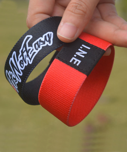 Wristband customized