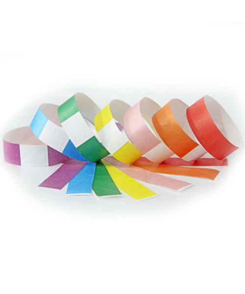 Wristband Tyvek Paper Fashionable