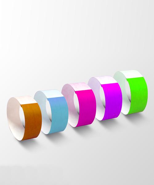 Wristband Tyvek Paper