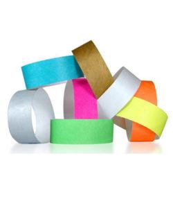 Tyvek Paper Wristband