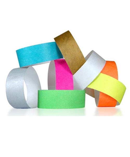 Wristband Tyvek Paper Remarkable